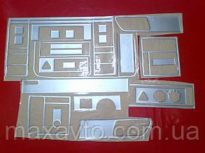 Декор салона под алюминий Volkswagen T5  Caravelle 2003-2009