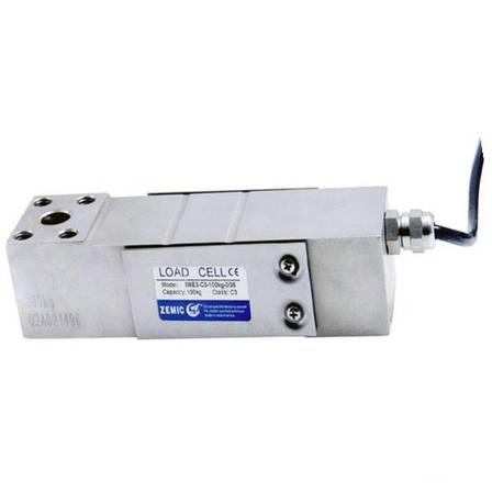 Тензодатчик ваги Zemic B6E-C3-20KG-300KG, фото 2
