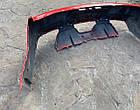 Бампер задний ford mustang gt 2015- fr3b-17d781-b, фото 4