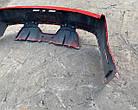 Бампер задний ford mustang gt 2015- fr3b-17d781-b, фото 6