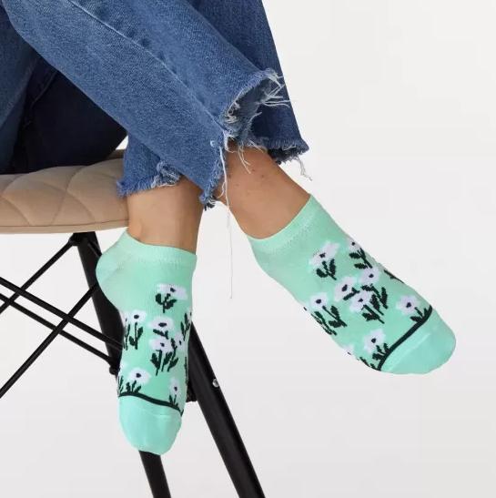 Женские короткие носки V&T socks