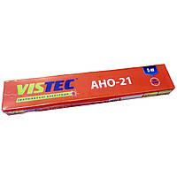 Сварочные электроды Vistek АНО-21 ∅ 4,0 5 кг
