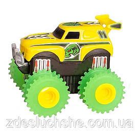 Машинка Trix Trux на батарейках желтый SKL17-139998