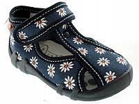 Тапочки  для девочки Renbut 23-15,0 cm с кожаными стельками, фото 1