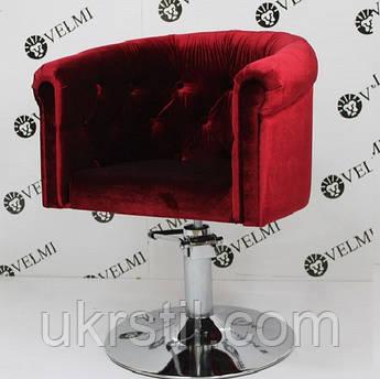 Парикмахерское кресло Mali velor