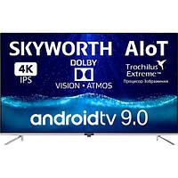 "Телевизор 50"" Skyworth 50Q20 AI UHD Dolby Vision (3840x2160), Smart TV, новый"