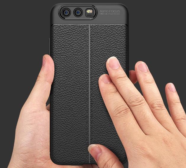 Захисний чохол-накладка під шкіру Huawei P10 Plus