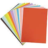 Бумага цветная двухсторонний (15арк / 15 Когда), А4 Hot Wheels hw21-250, фото 2