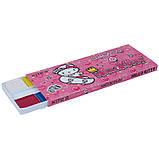 Краски акварельные, картонная упаковка без кисточки, 12 цветов Hello Kitty hk21-041, фото 2