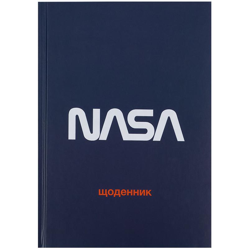 Щоденник шкільний, тверда обкл, NASA-2 ns21-262-2