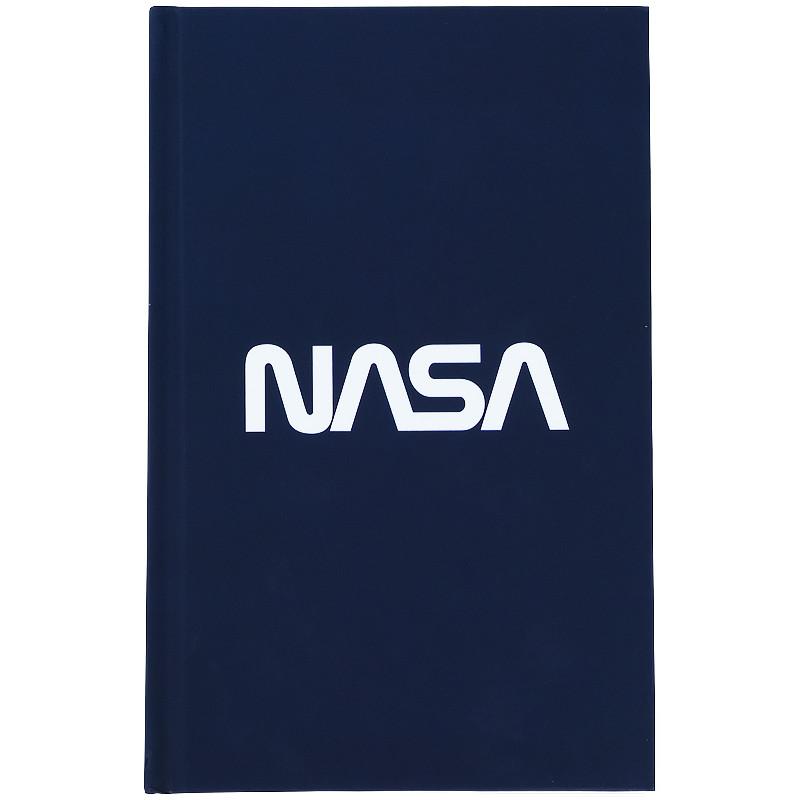 Книга записна тверда обкл. в клітинку А6, 80арк. в клітинку NASA-2 ns21-199-2