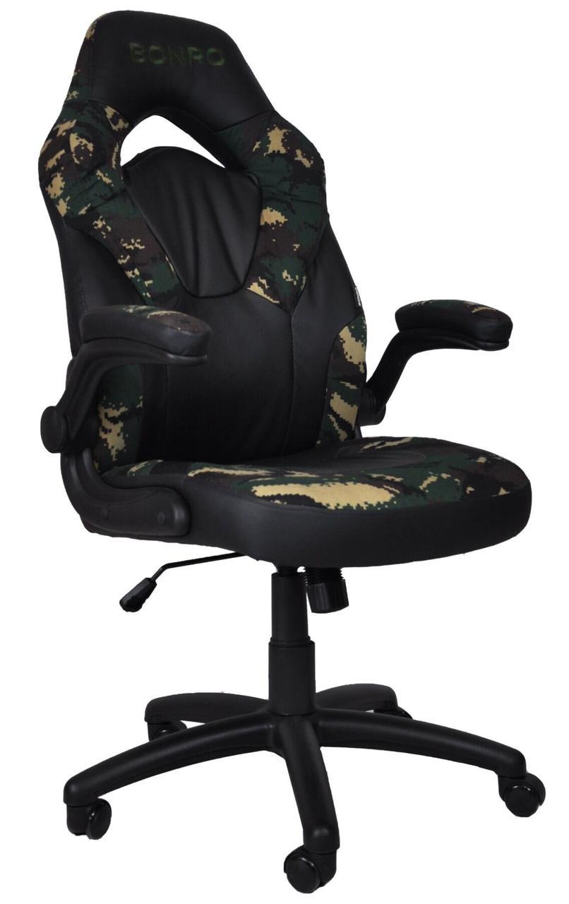 Крісло офісне Bonro B-2064 камуфляж (47000020)