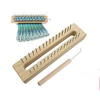Набор для вязания шарфов Крючок Станок Инструменты для рукоделия Спицы крючки и аксессуары для вязания