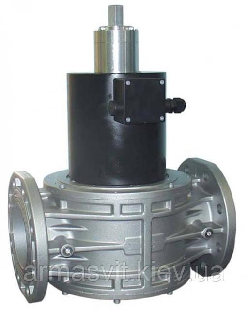 Клапаны электромагнитные газовые автоматические MADAS