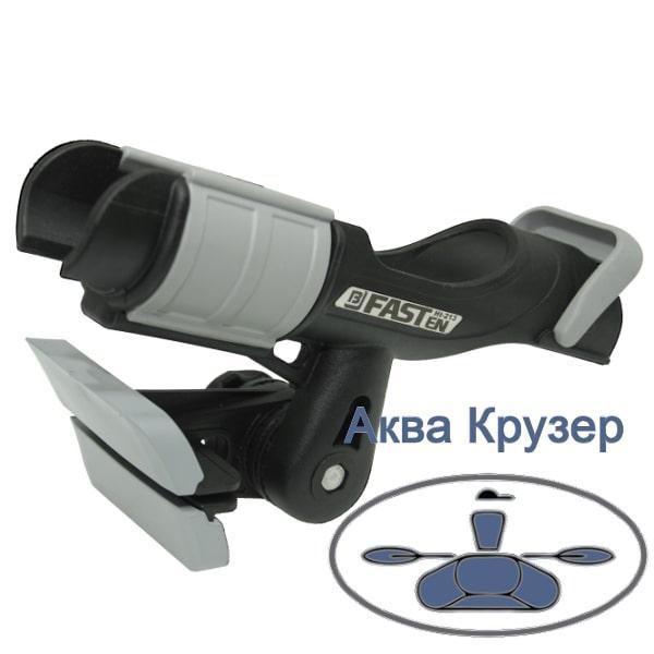 Комплект FASTen Borika HTx213 Держатель Удилища с набором для установки на ликтрос надувной лодки ПВХ