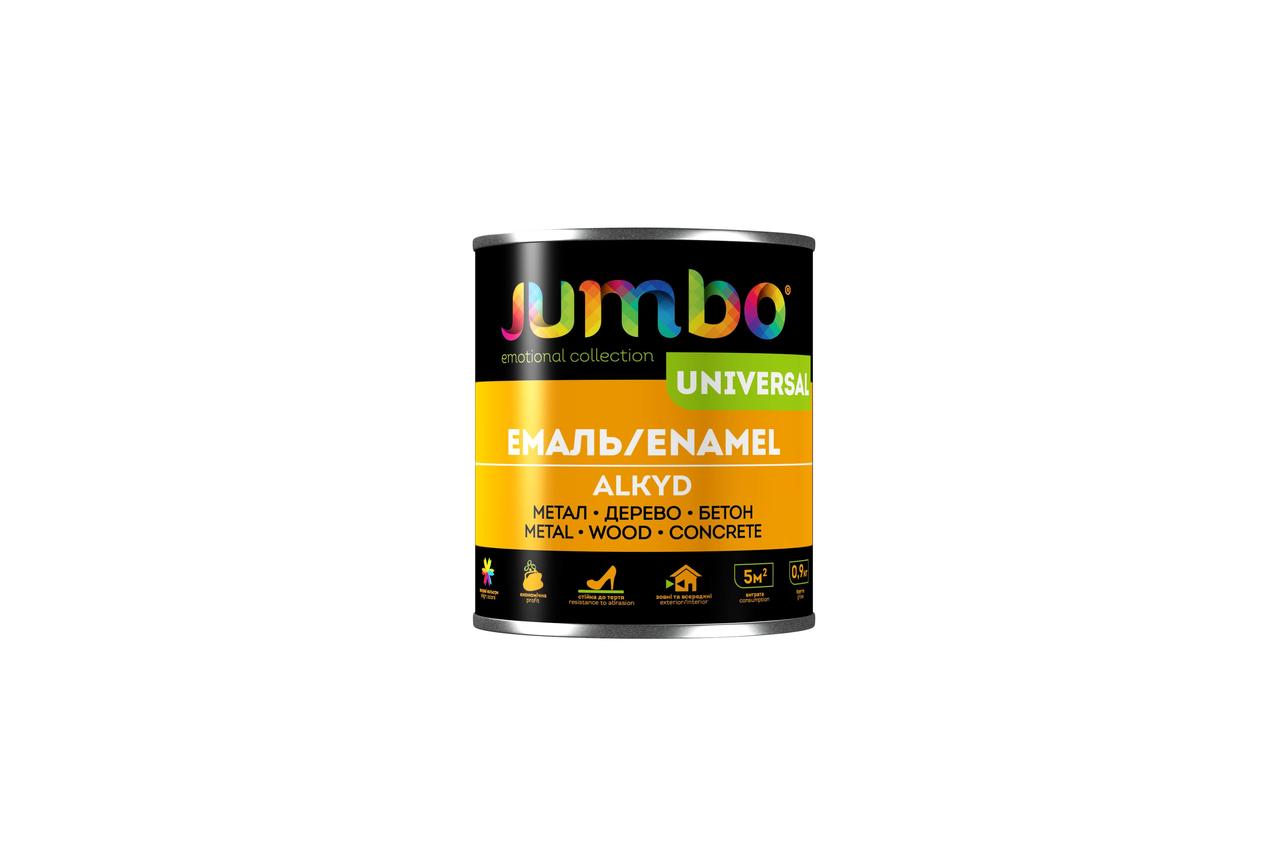 Jumbo Universal - універсальна фарба емалева