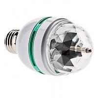 Світломузика для будинку Led mini party light lamp (Біла), диско лампочка, цветомузыка для дома (GIPS)