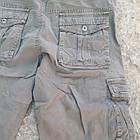Джинсы мужские ITENO (Tophero) светлые песочный оригинал р.32 прямые Карго весна/осень (есть другие цвета), фото 6
