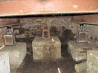 Реконструкция автомобильных весов 30 тонн