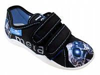 Модные  тапочки детские Renbut  с кожаными стельками 35 (22,5 см), фото 1