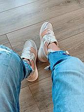 Nike Air Jordan 1 Low Кроссовки женские кожаные, фото 3