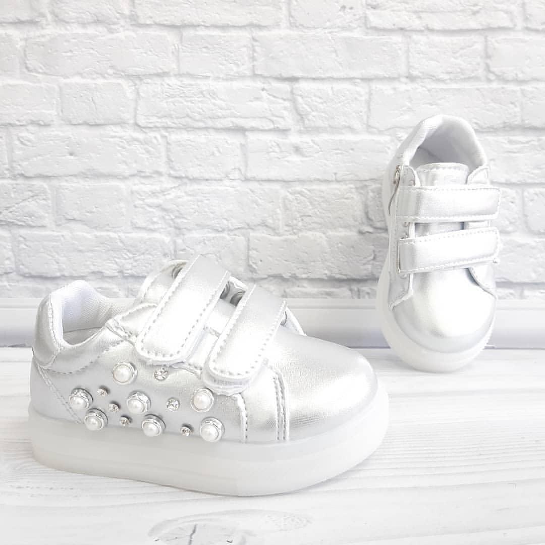 Кросівки для дівчини р. 21-26