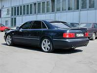 Лип-Спойлер кромки багажника для Audi A8 D2
