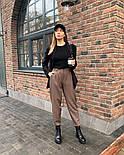 Жіночі молодіжні штани весна-літо, фото 4