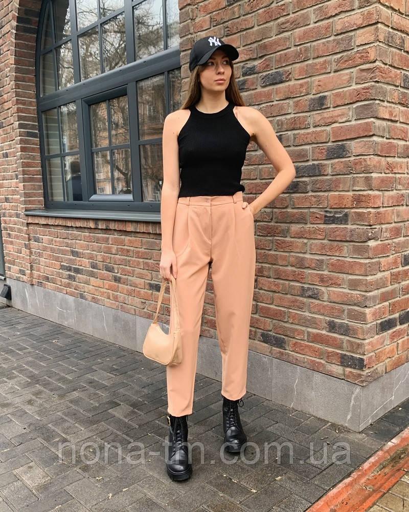 Жіночі молодіжні штани весна-літо