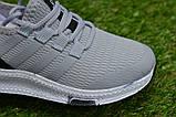 Дитячі кросівки аналог адідас сірі adidas Runfalcon Grey р31-34, фото 4