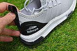 Дитячі кросівки аналог адідас сірі adidas Runfalcon Grey р31-34, фото 7
