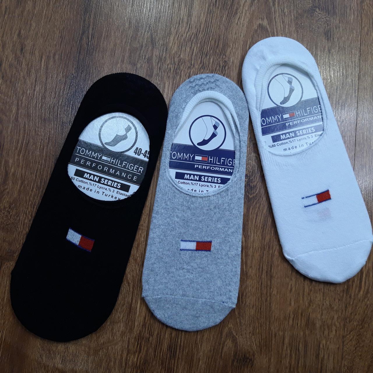 """Чоловічі сліди з силіконом в стилі""""Tommy"""",Туреччина 40-45"""