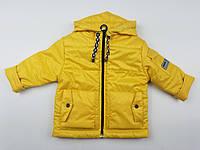 Куртка детская демисезонная на мальчика рост 80, 86, 92, 98, 104.