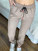 Женские спортивные брюки на резинке  ( 42, 44, 46, 48, 50), фото 1