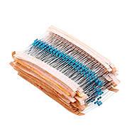 Набор резисторов 2600 шт. 0,25 Вт. 1% (Комплект сопротивления 1R - 3МOm), фото 2