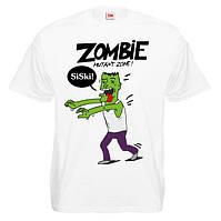 """Футболка """"Zombie Mutant Zone (Siski)"""".Размер S"""