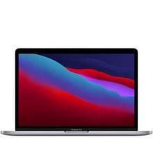 "Ноутбук Apple A2338 MacBook Pro TB 13.3"" Retina Space Grey (Z11B000Q8); IPS (2560x1600) глянцевий / Apple M1"