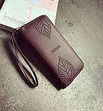 Модный женский кошелек клатч, фото 5