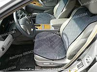 Накидки/чехлы на сиденья из Алькантары/Эко-замш ВАЗ 2112 (VAZ 2112)