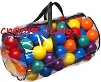 Мячики 8 см для детских игровых центров Fun Ballz Intex 49600
