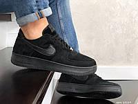 Мужские кроссовки Nike 10289 черные, фото 1