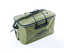 Рибальська сумка Tramp Fishing bag EVA колір білий, S