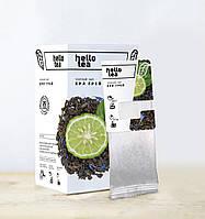 Чёрный чай Эрл Грей 20 пакетиков