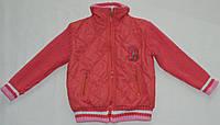 Куртка детская вязаный рукав 2-3-4 года