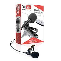 Петличный микрофон YouMic .
