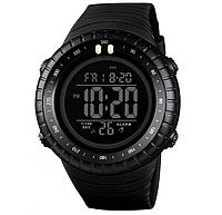 Годинники наручні електронні Skmei 1420 Black