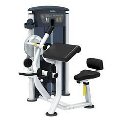 Бицепс/трицепс машина Impulse Evolution профессиональный тренажер для дома и спортзала стек 91 кг