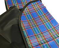 Водонепроницаемый плед на природу синий, подстилка для пикника, коврик для пикника, непромокаемый коврик