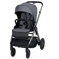 Детская прогулочная коляска Espiro Only New 17 Graphite Street (серая рама)