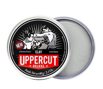 Глина для укладання волосся Uppercut Clay, 60г